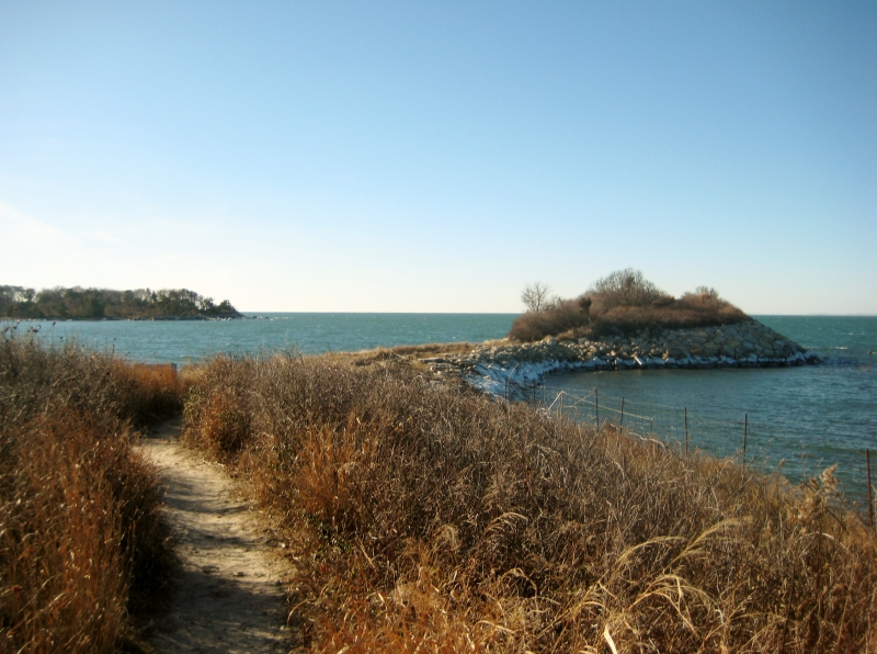 The Knob, Quissett Harbor