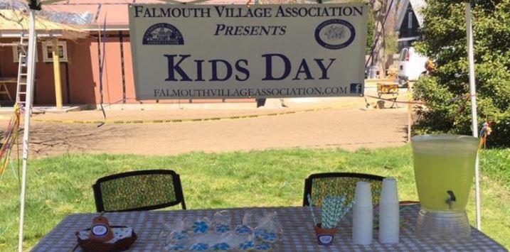 KIDS <3 FALMOUTH VILLAGE