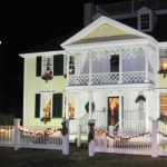 Falmouth Museums on the Green Holiday Stroll
