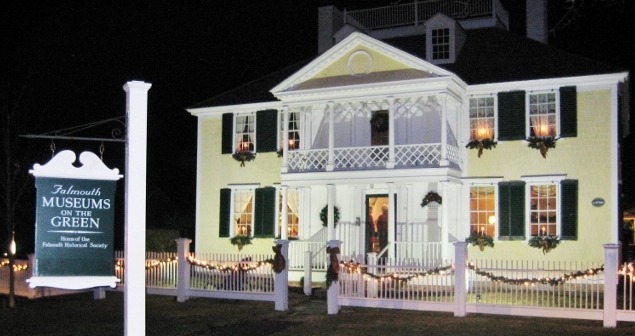 Seasons Greetings from Falmouth Village