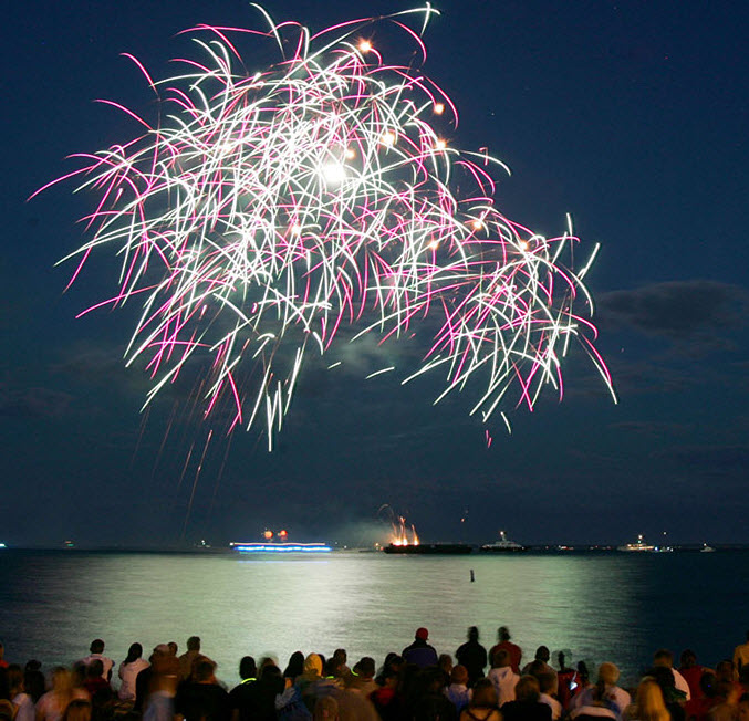 Independence Day Fireworks - Letter to the Editor