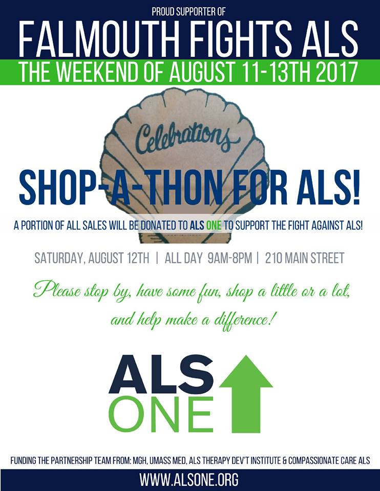Falmouth Village Fights ALS